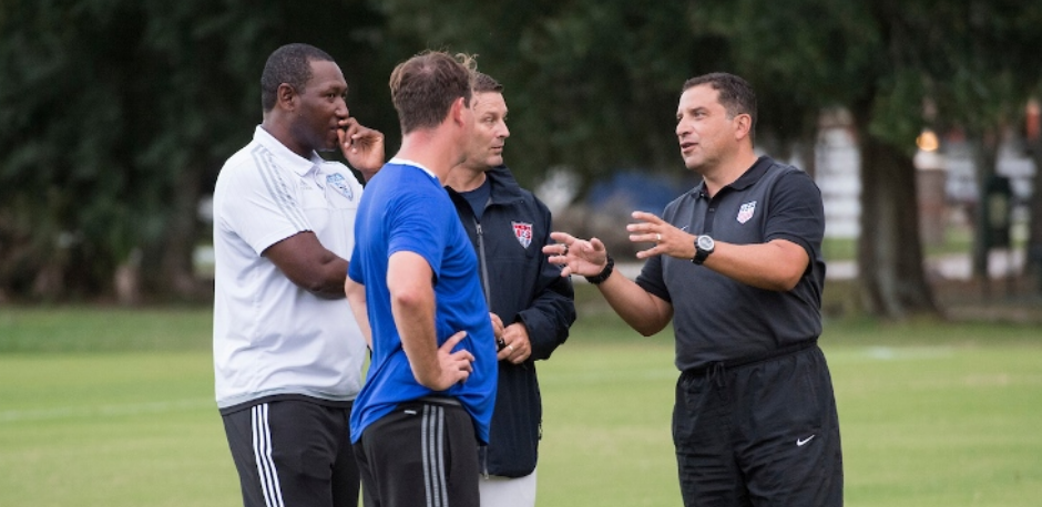US Grassroots Coaching Clinic